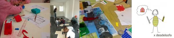 tallers arquitectura per nens i joves - desdelsofa