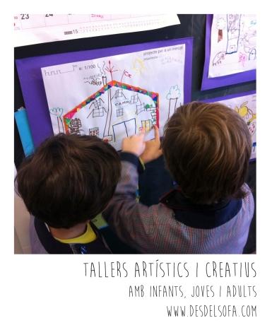 tallers artistics
